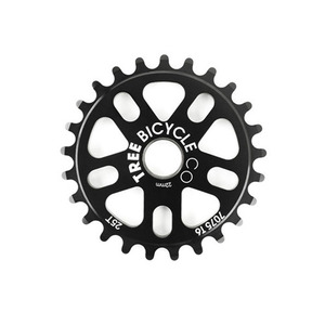 TREE Original Sprocket 28t -Blue- [-19,000�� ����]