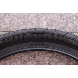 CULT Dehart Tire Black/Grey Wall 2.20