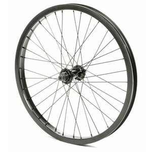 UNITED Supreme Front Wheel Set - Black