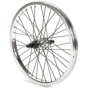 UNITED Supreme Rear Wheel Set - Polished