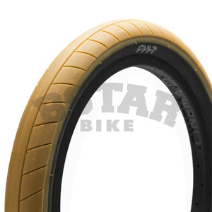 CULT Dehart SLICK Tire Gum/Black Wall 2.4