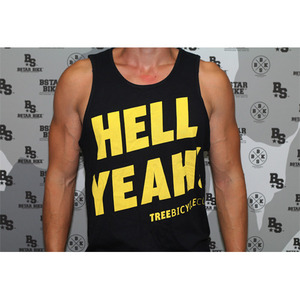TREE Hell Yeah Tank Top -M Size-