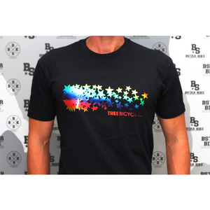 TREE Rainbow Stars Tee -2 Size-