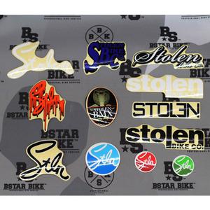 STOLEN Sticker Pack