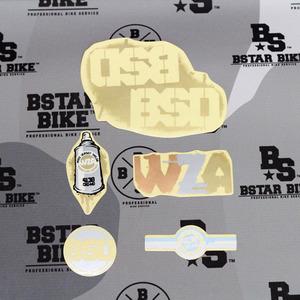 BSD WZA Sticker Pack