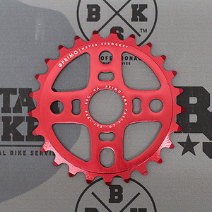 PRIMO Aneyerlator V2 Tony Neyer Sprocket 25t -Red-