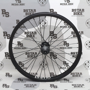 PRIMO N4 FL V2 Front Wheel Set -Black- [VS Rim][������갡�� 2������]