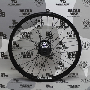 PRIMO FEMALE Remix Cassette Wheel Set With Guards RHD/LHD -Polished- [������갡�� 2������]