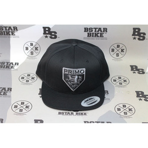 PRIMO Sheild Hat Black