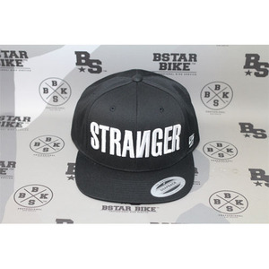 STRANGER Regulator Hat Black