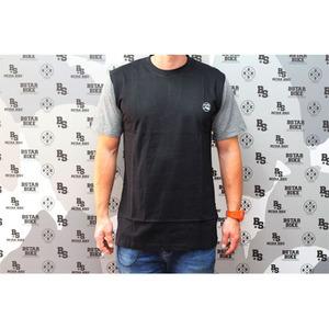 PRIMO Califa Tee Black -3 Size-