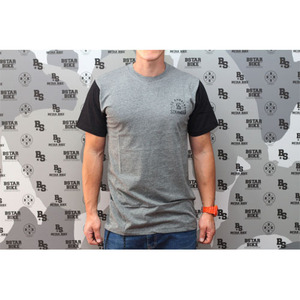 STRANGER SLA Tee GreyBlack -3 Size-