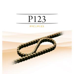 PYC P123 HALF-LINK Chain -Gold-
