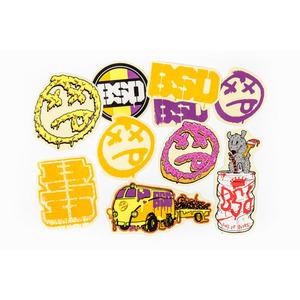 BSD Assorted Sticker Pack