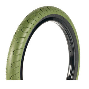 UNITED U-Slick Tyre Army Green -2 Size-