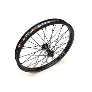 PRIMO N4FL V2 Front Wheel Set -BLACK- [������갡�� 2������]