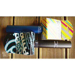 PRIMO Pivotal Seatpost 135mm -Blue-