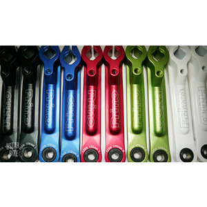 PRIMO Hollowbite Crank Set 175mm -Blue- [-19,000�� ����]