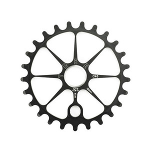 TREE 4130HT Sprocket - Black [-7,000�� ����]